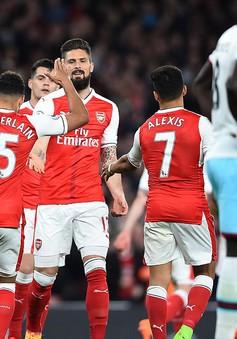 BXH Ngoại hạng Anh sau vòng 31: Arsenal thoát khủng hoảng, thành Manchester gặp nguy