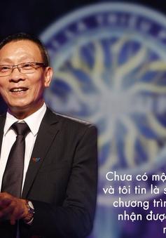 Ai là triệu phú tuyển MC thay thế nhà báo Lại Văn Sâm