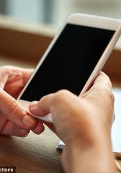 Nghiện smartphone: Coi chừng viêm khớp!