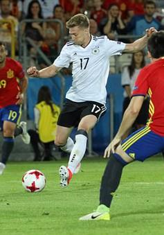 Weiser ghi bàn duy nhất, U21 Đức giành chức vô địch U21 châu Âu