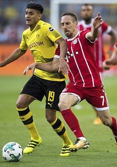 Thắng nghẹt thở Dortmund, Bayern Munich giành Siêu cúp nước Đức
