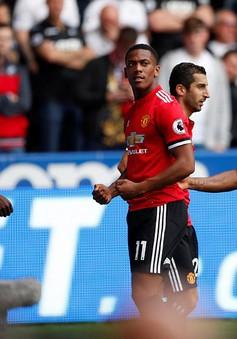 VIDEO Swansea 0-4 Man Utd: Màn thăng hoa của Quỷ đỏ ở hiệp 2