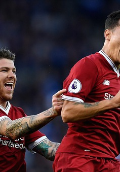 Top 6 bàn thắng đẹp nhất vòng 6 Ngoại hạng Anh: Tuyệt phẩm của Coutinho