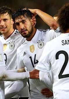 Đức lập kỷ lục vô tiền khoáng hậu tại vòng loại World Cup 2018