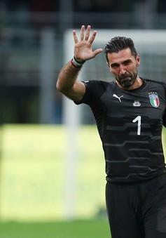 Italia vắng mặt tại World Cup 2018, Buffon giã từ sự nghiệp quốc tế