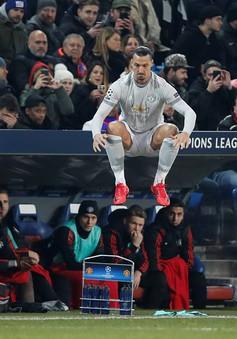 Ibrahimovic phá kỷ lục Champions League trong ngày Man Utd nhận trái đắng