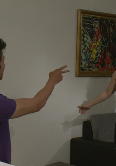 Phim Vực thẳm vô hình - Tập 28: Lanh (Hoàng Anh) bị người tình lớn tuổi cầm dao cứa cổ