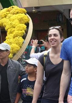 Lượng khách quốc tế đến Việt Nam đạt hơn 11,6 triệu lượt