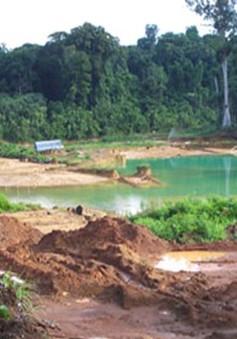 Hiểm nguy bên trong những hầm mỏ tại Venezuela