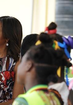 Vợ ông Barack Obama sẽ chạy đua vào Nhà Trắng?