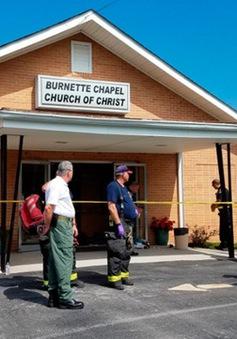 Nghi can nổ súng ở bang Tennessee (Mỹ) bị buộc tội giết người