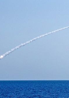 Nga phóng 10 tên lửa san bằng mục tiêu IS ở Syria