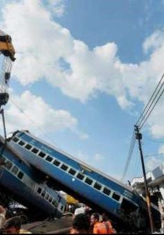 Lãnh đạo đường sắt Ấn Độ từ chức sau các vụ tai nạn tàu hỏa
