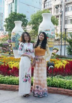 TP.HCM nỗ lực đưa áo dài trở lại qua Lễ hội Áo dài