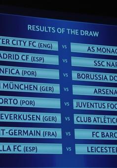 Vòng knock-out Champions League 2016/17 khi nào trở lại?