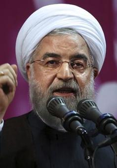 Tổng thống Iran cam kết hội nhập với thế giới