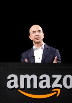 Nhà sáng lập Amazon đầu tư cho du lịch vũ trụ