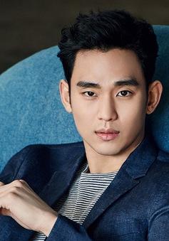 """Trước tin nhập ngũ, Kim Soo Hyun nhận """"cơn mưa"""" lời mời đóng phim"""