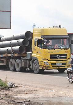 Cục Quản lý đường bộ kiểm tra, xử lý xe quá tải