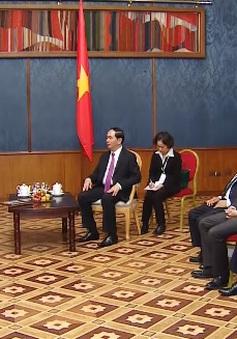 Phối hợp gìn giữ tuyệt đối thi hài Chủ tịch Hồ Chí Minh