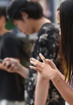 Smartphone có thể khiến thanh thiếu niên chán nản và trầm cảm