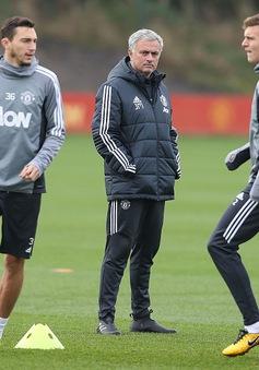 """Mourinho """"lộ bài"""" của Man Utd trước đại chiến Tottenham"""