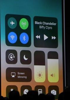 """iOS 11 """"bỏ hơi tai"""" thuyết phục người dùng"""