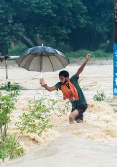 Lũ lụt tại Nepal làm 115 người thiệt mạng
