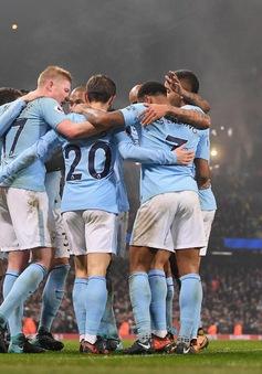 Kết quả, BXH Ngoại hạng Anh sau vòng 18: Man City nối dài kỷ lục 16 trận toàn thắng, MU, Chelsea, Liverpool, Arsenal giành trọn 3 điểm