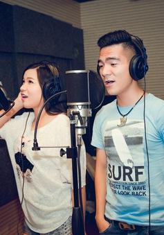 Cặp đôi Sao mai 2015 khoe giọng hát ngọt lịm trong album đầu tay