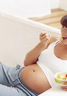Bà mẹ mang song thai có phải bồi dưỡng gấp 3 lần?
