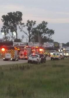 Mỹ: Nổ súng tại trường đua xe, 3 người thiệt mạng