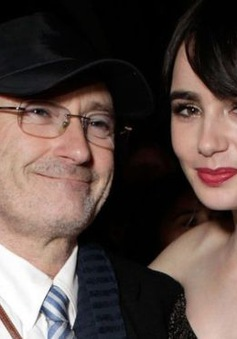Phil Collins đã được con gái tha thứ