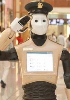 Cảnh sát robot tại thành phố Dubai