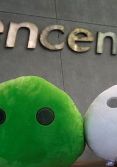 Giá trị vốn hoá Tencent mất hơn 15 tỷ USD chỉ vì một bài báo