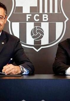 CHÍNH THỨC: Man City, PSG vỡ mộng, Messi quyết định ở lại Barca tới 2021