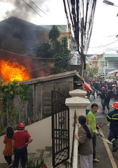 Đà Lạt: Hỏa hoạn nghiêm trọng gây thiệt hại hàng trăm triệu đồng