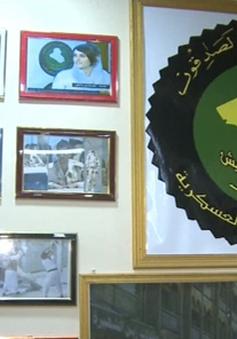 Iraq trưng bày hơn 200 vật dụng tịch thu từ IS