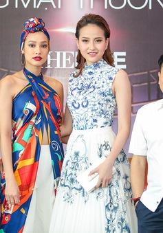 Hoa hậu Du lịch Khánh Ngân làm giám khảo chấm thi casting The Face