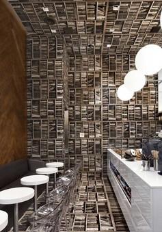 Điểm danh những quán cà phê độc đáo nhất thế giới