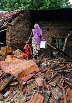 Lũ lụt nghiêm trọng ảnh hưởng hơn 24 triệu người dân Nam Á