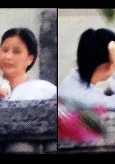 Con gái 3 tháng tuổi của Quách Phú Thành bị chụp ảnh lén