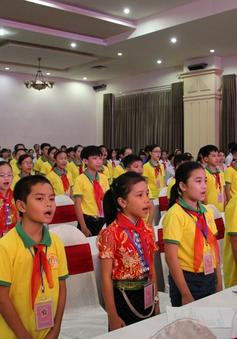 Tổ chức Đại hội Cháu ngoan Bác Hồ năm 2017 tại TP.HCM