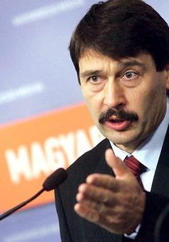 Ông Ader tái đắc cử Tổng thống Hungary