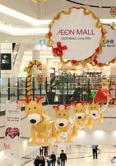 Aeon Mall mở thêm trung tâm thương mại 200 triệu USD ở Hà Nội