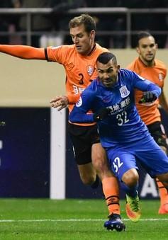 Cầu thủ lương cao nhất thế giới Carlos Tevez ra mắt tệ hại tại Thân Hoa Thượng Hải