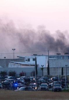 Bạo loạn nhà tù tại Mexico, 25 người thương vong