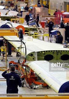 Airbus cảnh báo rút dây chuyền sản xuất ra khỏi nước Anh