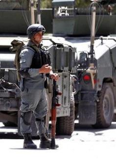 IS nhận trách nhiệm vụ tấn công Đại sứ quán Iraq tại Afghanistan