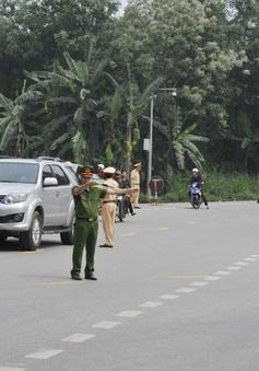 Nhiều biện pháp đảm bảo an ninh tại Lễ hội Đền Hùng